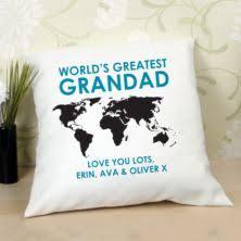 Personalised Grandad Plaque  Sign  Christmas  Grandparents Gift Grandad Christmas Gifts