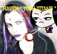 raven ans go makeup tutorial cosplay you
