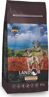 """<b>Корм сухой</b> """"<b>Landor</b>"""", полнорационный, для взрослых собак всех ..."""