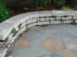 Small Picture Dry stack stone seating wall Outdoor DIY Projects Pinterest