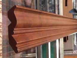 cabinet molding sunset cherry classic crown molding kitchen cabinet trim cabinet trim molding home depot