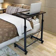 sofa laptop table adjule portable sofa bed side table laptop desk with wheels high gloss black slide under couch laptop table sofa laptop table uk