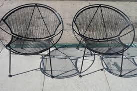 salterini outdoor furniture. Pair Of Salterini Hoop Chairs Salte. Outdoor Furniture