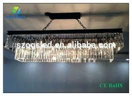 odeon glass fringe rectangular chandelier glass fringe rectangular chandelier light clear glass fringe rectangular chandelier clear
