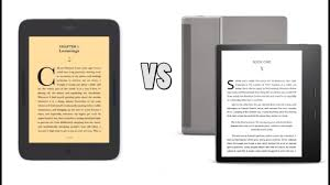 Barnes And Noble Book Light Barnes And Noble Nook Glowlight Plus Vs Kindle Oasis 3