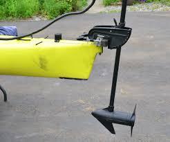 kayak electric motor kits