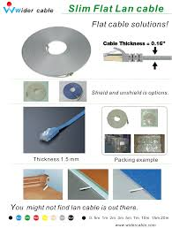 flat cable archives wider cablewider cable cat 5e cat 6 cat 7 slim flat cable