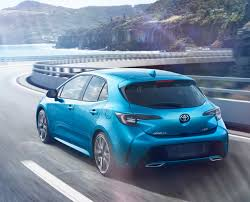 The Toyota Corolla Hatchback is Back for 2019, and It Looks Great