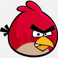 Pink smiley, Angry bird, red Angry Bird illustration, smiley, cartoon, bird  png