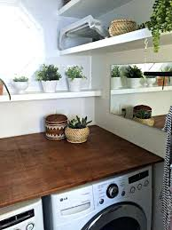 laundry room makeover plywood clean s 2 countertop ideas decorating small apartments plywood countertop ideas