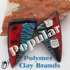 The Most Popular <b>Polymer Clay</b> Brands