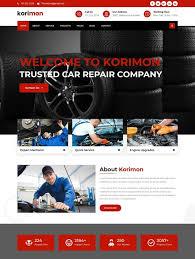 86 Best Car Auto Website Templates Free Premium
