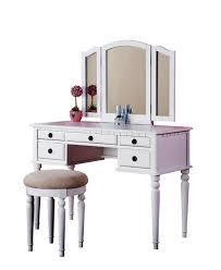Kids Bedroom Vanity Simply White Bedroom Vanity Table