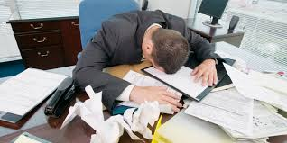 Image result for stress at work