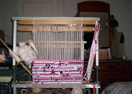 how to build a loom how to build a rag rug loom build inkle loom