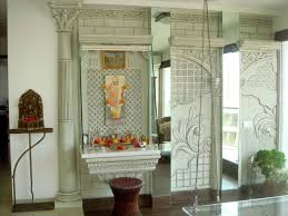 Pooja Room Designs In Living Room Living And Pooja Room Combined Ideas Home Decor Interior And
