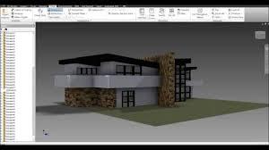Autodesk Inventor Modern House Build  YouTubeAutodesk Room Design