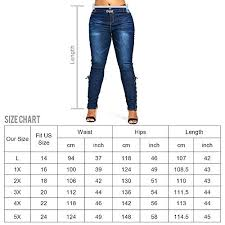 Rose Gal Womens Plus Size High Waist Zipper Fly Side Lace Up Straight Jeans
