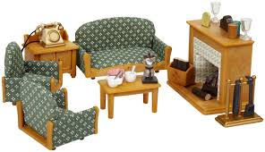 Living Room Accessory Calico Critters Deluxe Living Room Set Home And Interior