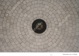Circle Tiles Circle Of Tiles Background Stock Picture I1116293 At Featurepics