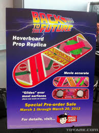 Real Working Hoverboard Mattel Is Finally Making The Back To The Future Hoverboard
