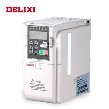 DELIXI <b>VFD</b> 11KW <b>frequency inverter AC 380V</b> three phase output ...