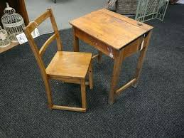 vintage school desk and chair vintage school desk want to paint up a bit and pop vintage school desk