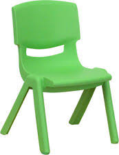 preschool chair. Plain Chair 6 PACK Green Plastic Stackable Preschool Activity Chair W105 With S