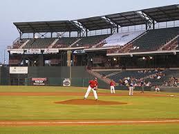 Chickasaw Bricktown Ballpark Oklahoma City Dodgers