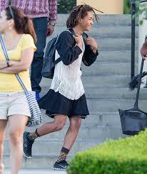 Image result for jaden smith skirt