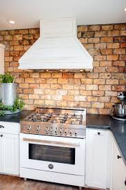 kitchens with show stopping backsplash