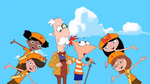 Image  ERROR Phineas Shorts Are Plain Orangepng  Phineas And Phineas And Ferb Backyard Beach Song