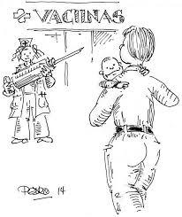 Resultado de imagen para niños vacunados chillando