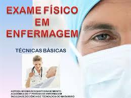 exame fsico de enfermagem completo