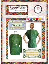 Pattern Mary Burwells Dorothea - YarnZone.com