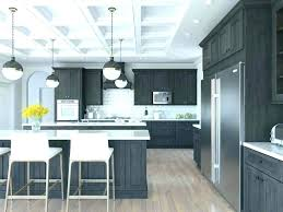 charcoal grey kitchen cabinets. Wonderful Cabinets Awesome Home Design Modern Dark Gray Kitchen Cabinets Kemper Cabinetry  From On Charcoal Grey K