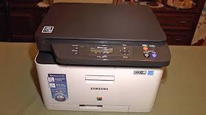 Samsung C480 Color Laser Printer Setup And Demo Youtube