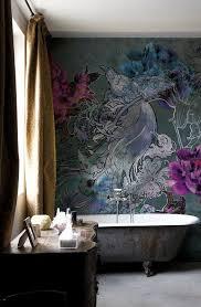 Wall Murals For Girlsu0027s Bathroom Best Home Wallpaper Designs Bathroom Wallpaper Murals