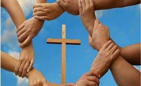 La ayuda de la Iglesia católica