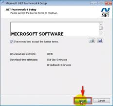 net framework 4 0 offline installer for