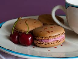 But sometimes you need to change it up with something a little fancier: Macaroon Recipe Lorraine Pascale Amtrecipe Co