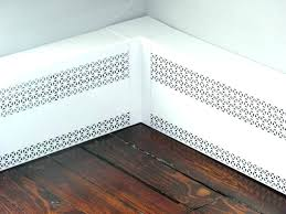 diy baseboard radiator covers baseboard heater cover how to make baseboard heater covers radiator wood heat