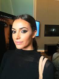 Gingham And Sparkle Mac Makeup Technique Masterclass Dubai