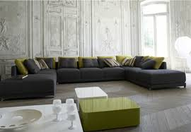 Interesting Contemporary Living Room Furniture and Modern Living