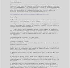 Resume Declaration Resume Templates Examples Unique Image 2 Cv