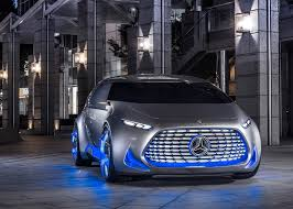 mercedes benz new car releaseMercedesBenz designs autonomous concept car for hipsters  Cars