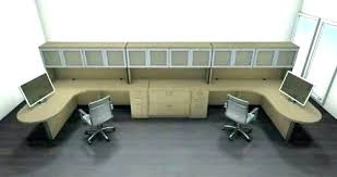 Office desk for two people Back To Back Shaped Home Office Desk Shaped Desk Shaped Desk For Two People Desk Two Person Computer Desk Home Office Kidney Shaped Home Office Desk Monarch Globalopportunities Shaped Home Office Desk Shaped Desk Shaped Desk For Two People