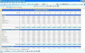 Business Expenses Spreadsheet Template Business Spreadsheet