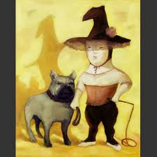 Image result for dwarf and dog