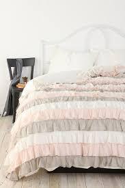 home design endearing grey ruffle bedding 18 grey ruffle bedding twin xl